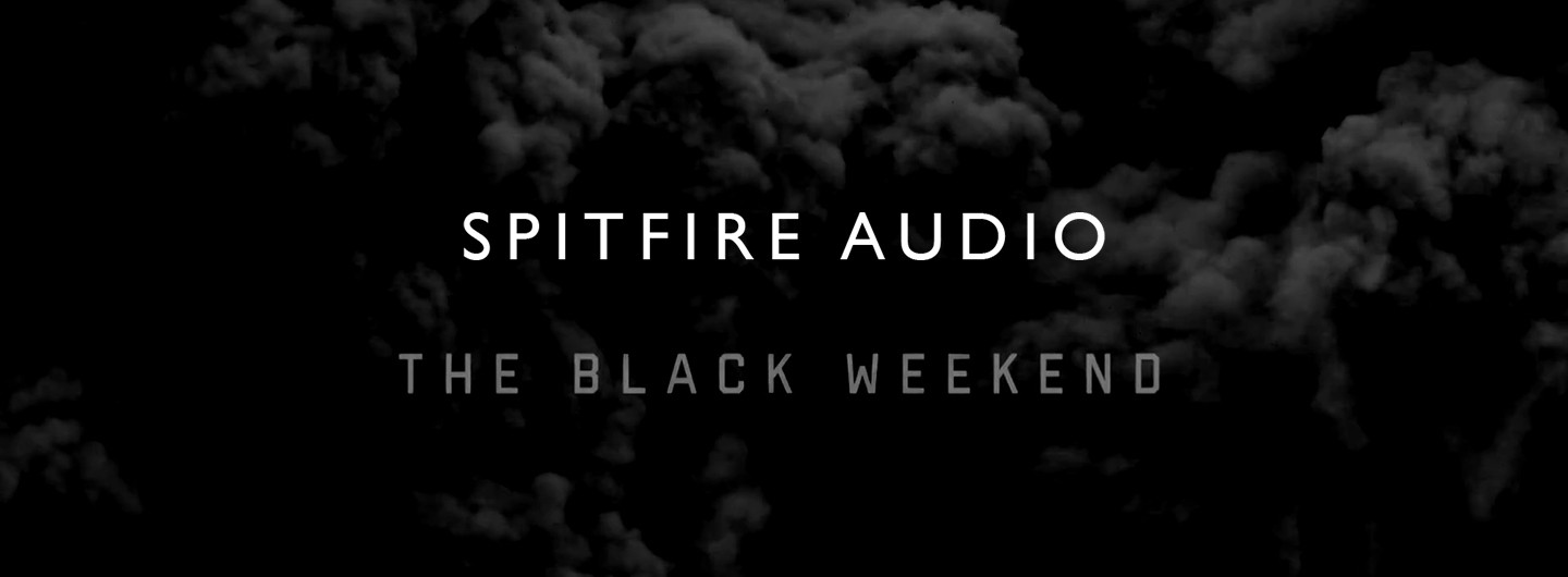 Spitfire Audio Launches 'Black Weekend' Sale - EPICOMPOSER
