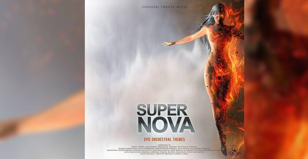 colossal trailer music supernova