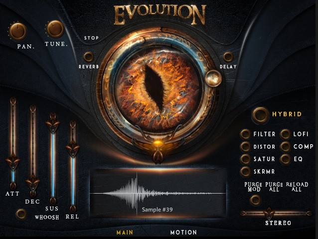 keepforest evolution dragon interface