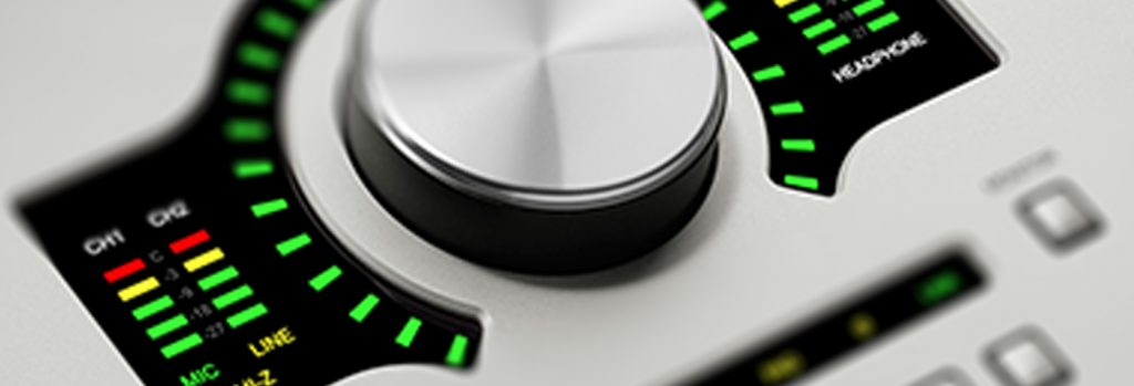 universal audio apollo twin interface