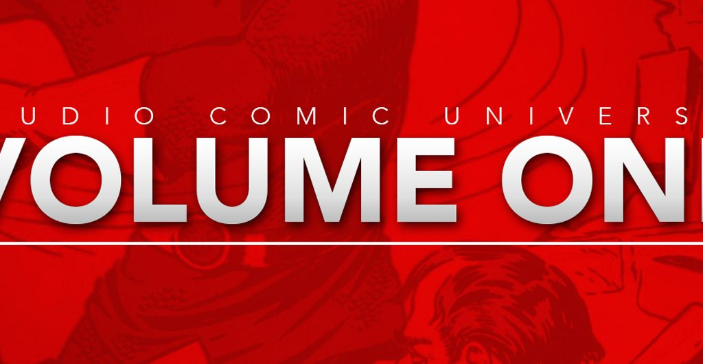 audio comic universe volume one