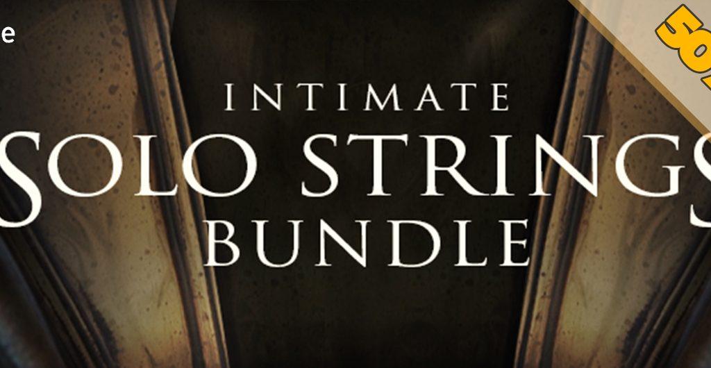 embertone intimate solo strings deal