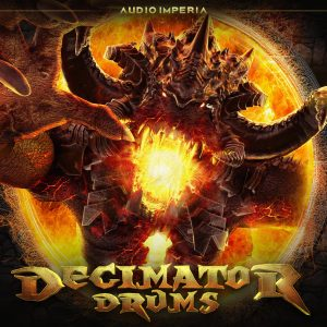 audio imperia decimator drums cover