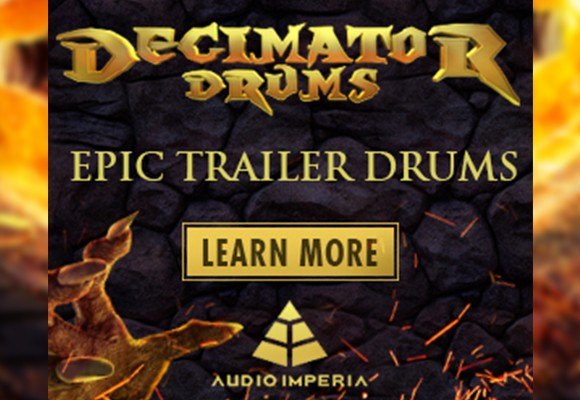 audio imperia decimator drums epic trailer drums