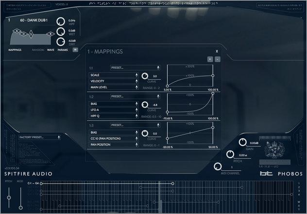 Spitfire Audio BT Phobos LFO setup