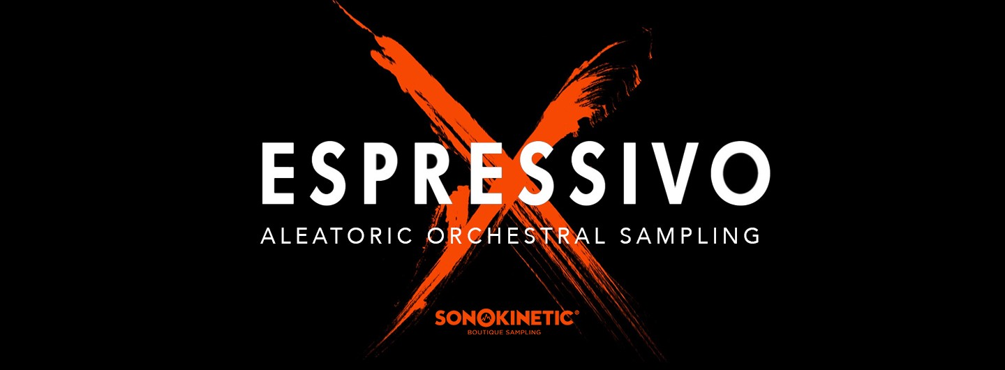 sonokinetic espressivo aleatoric orchestral effects and phrases