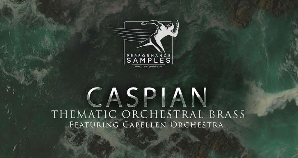 caspian performance samples orchestral brass