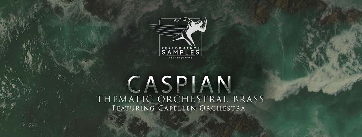 caspian performance samples orchestral brass