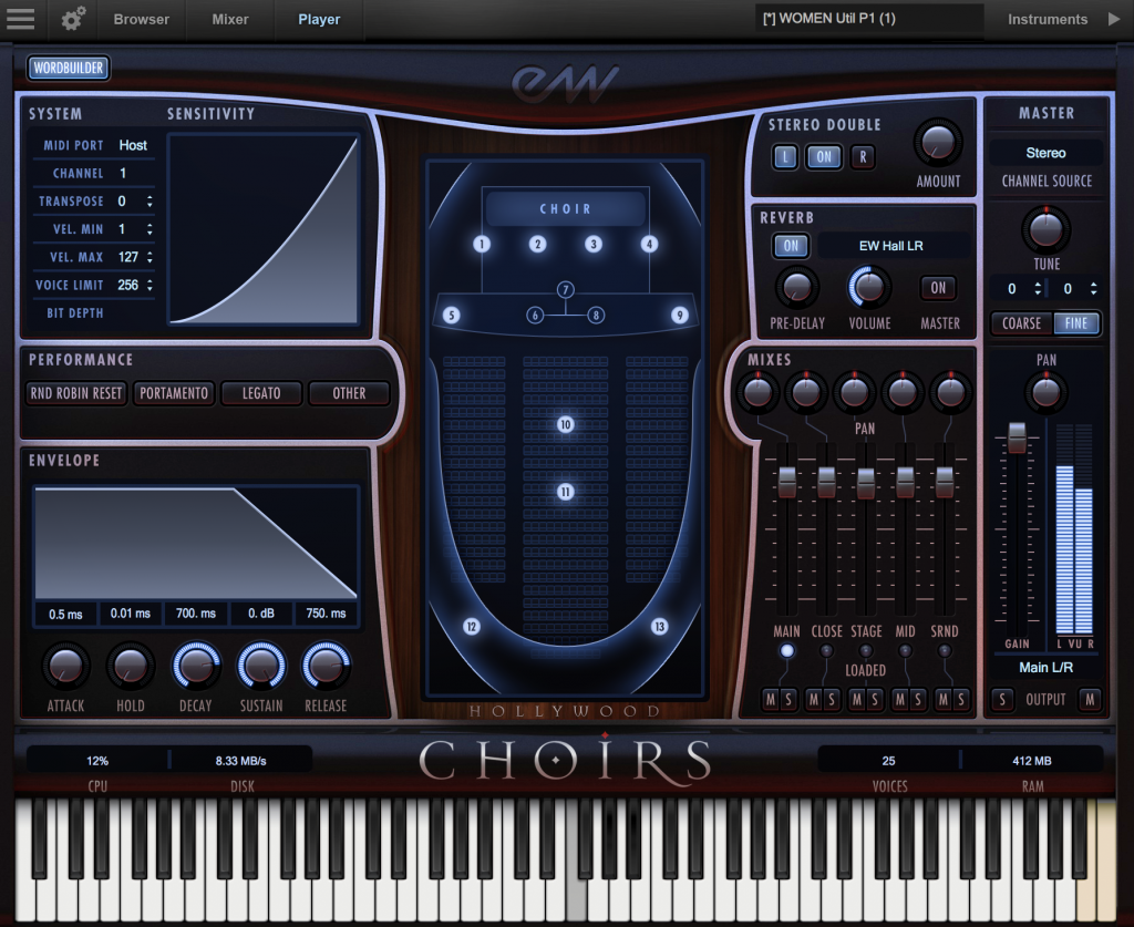 eastwest hollywood choirs main interface in play 6