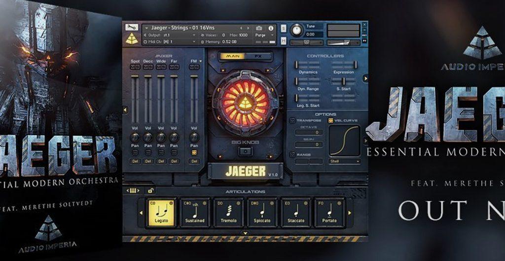 audio imperia jaeger essential modern orchestra
