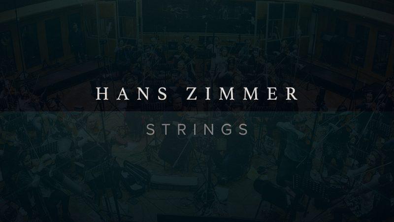 spitfire audio hans zimmer strings