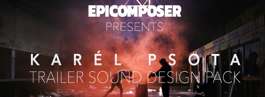 Creating Trailer Sound Design with Karél Psota (Interview