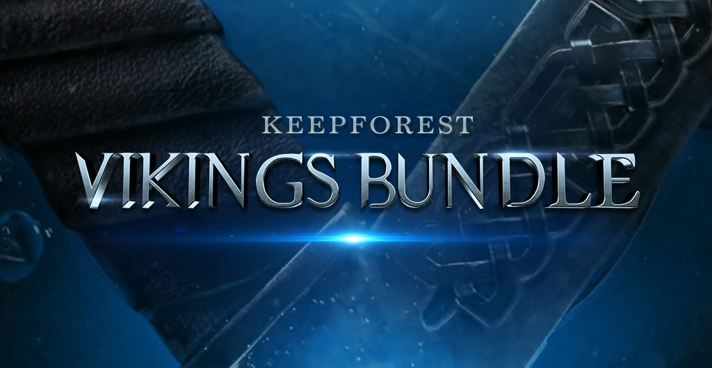 keepforest viking bundle header