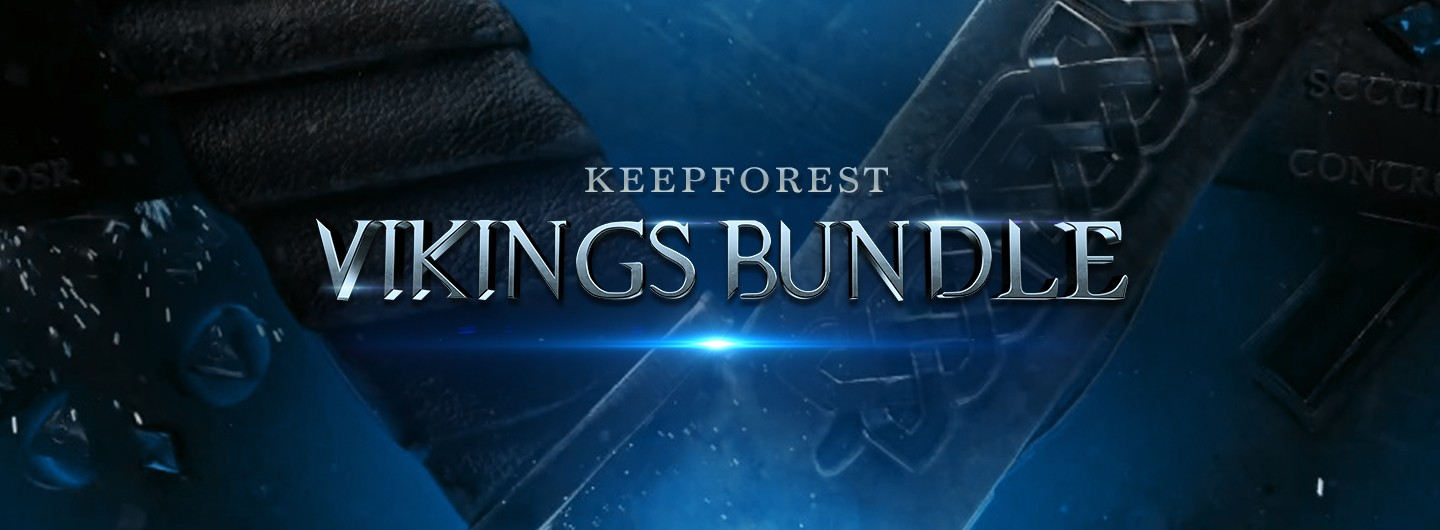 keepforest viking bundle header