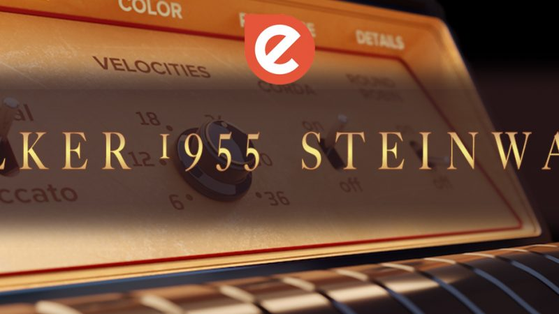 embertone walker 1955 steinway d piano