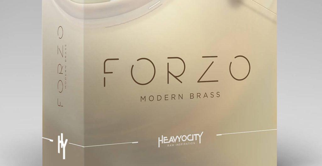 heavyocity forzo modern brass virtual instrument