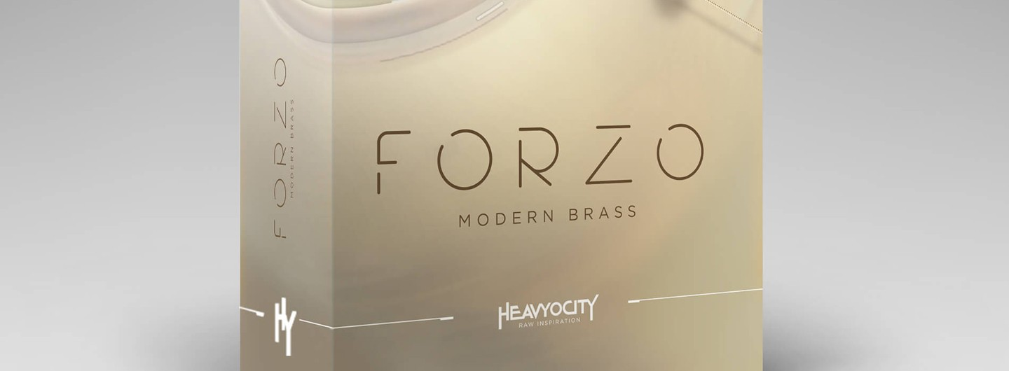 heavyocity forzo modern brass virtual instrument