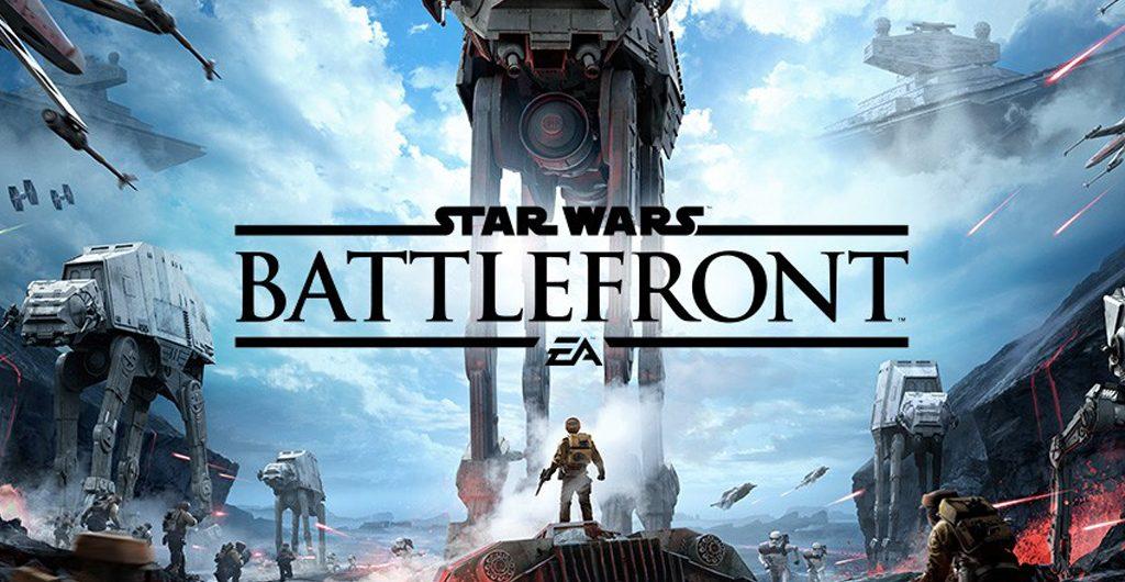 star wars battlefront DICE video game