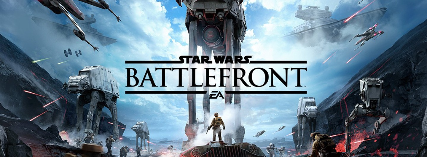star wars battlefront DICE video game