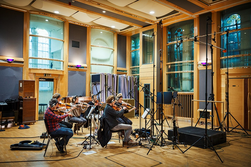 spitfire audio studio strings air studio 1