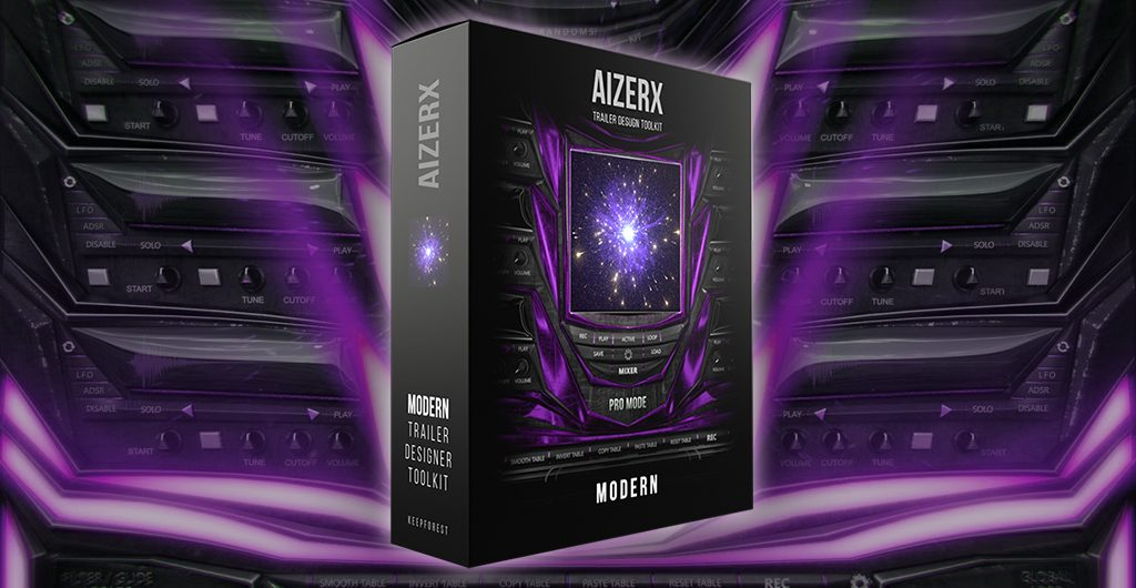 keepforest aizer x modern designer