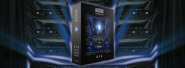 keepforest aizer x trailer sfx designer
