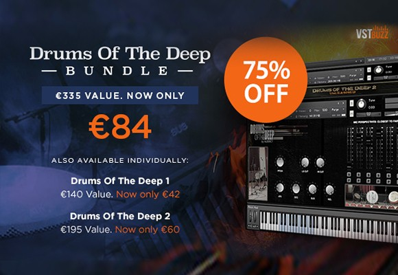 drums of the deep bundle vstbuzz discount