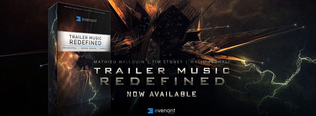 evenant trailer music redefined course