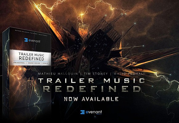 evenant trailer music redefined online course