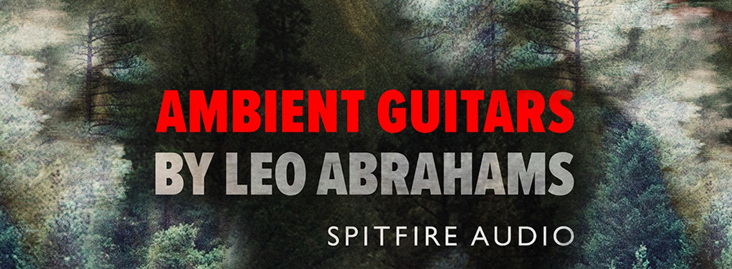 spitfire audio ambient guitars