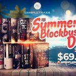 sampletraxx summer blockbuster deal