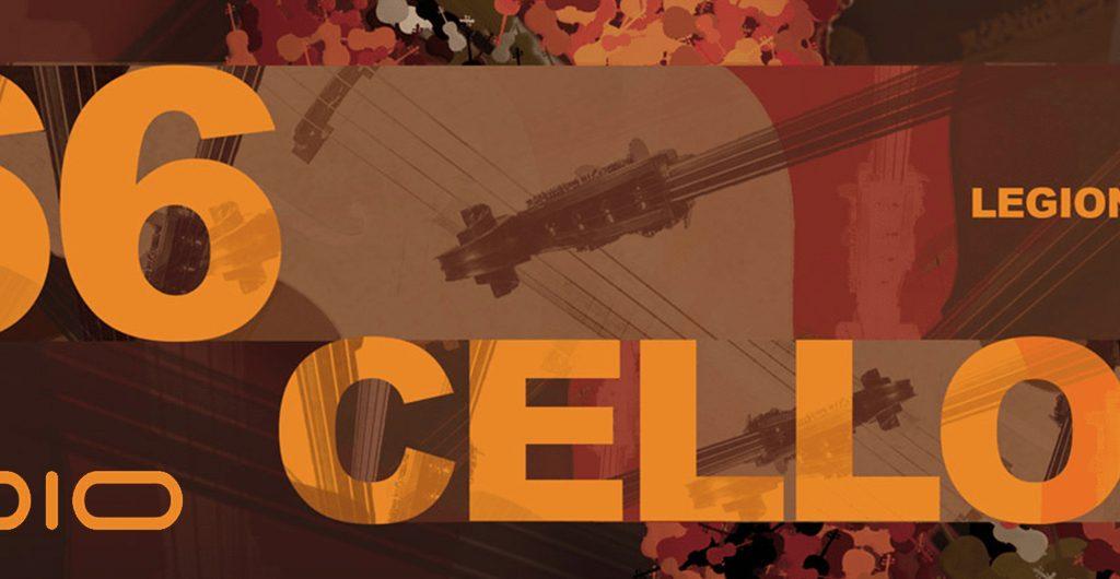 8dio legion series 66 cellos