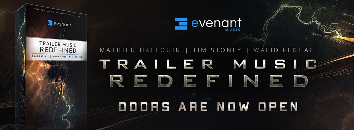 evenant trailer music redefined online course open for enrollment