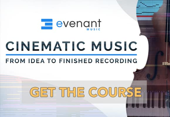 evenant cinematic music course updated