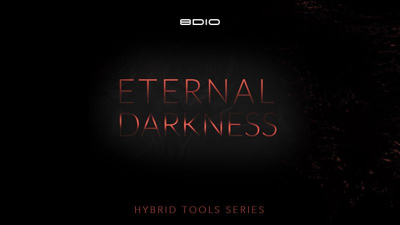 8dio eternal darkness hybrid tools series