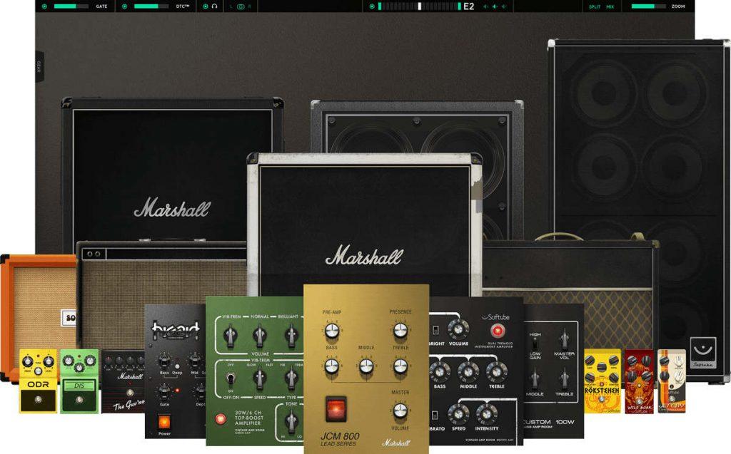 softube amp room gear