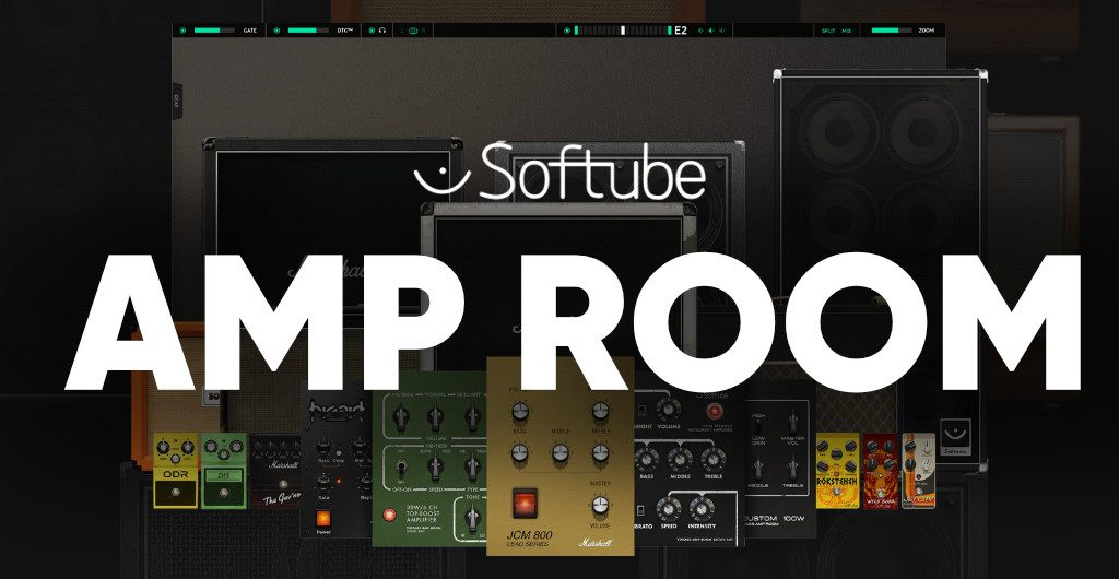 softube amp room review