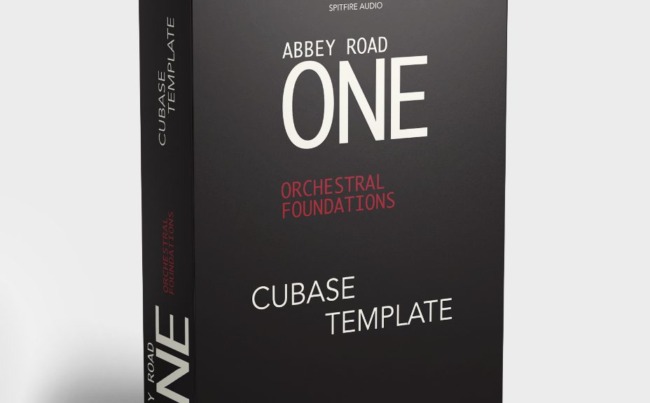 abbey road one cubase template