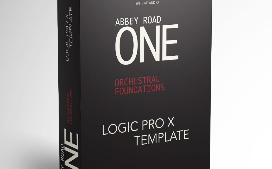 abbey road one logic pro x template
