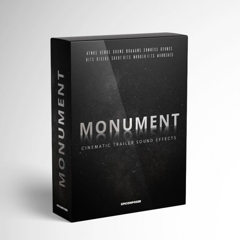 monument cinematic trailer sound effects