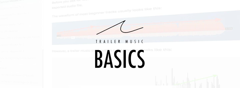 trailer music basics trailer music academy TMA