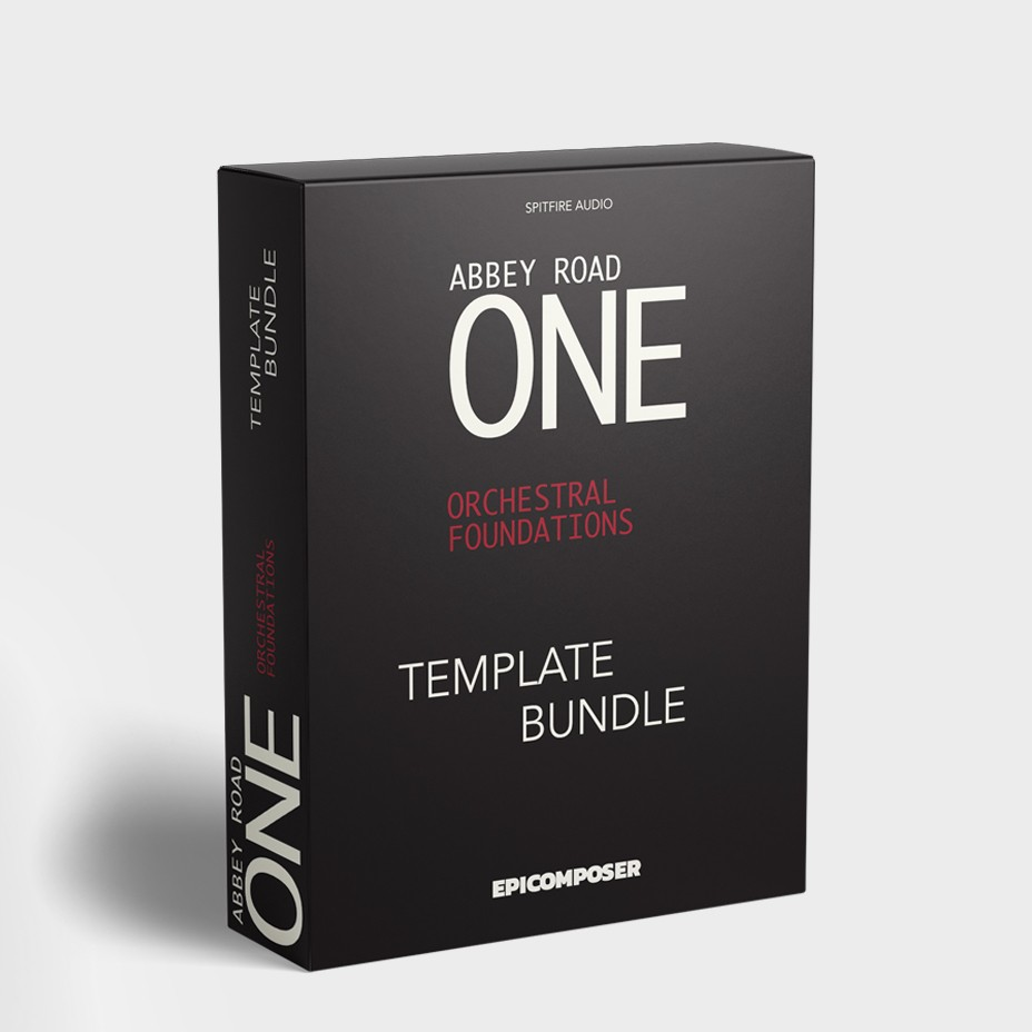 Abbey Road one Template bundle