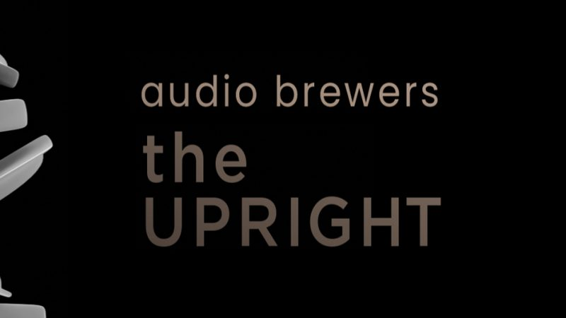 audio brewers the upright piano