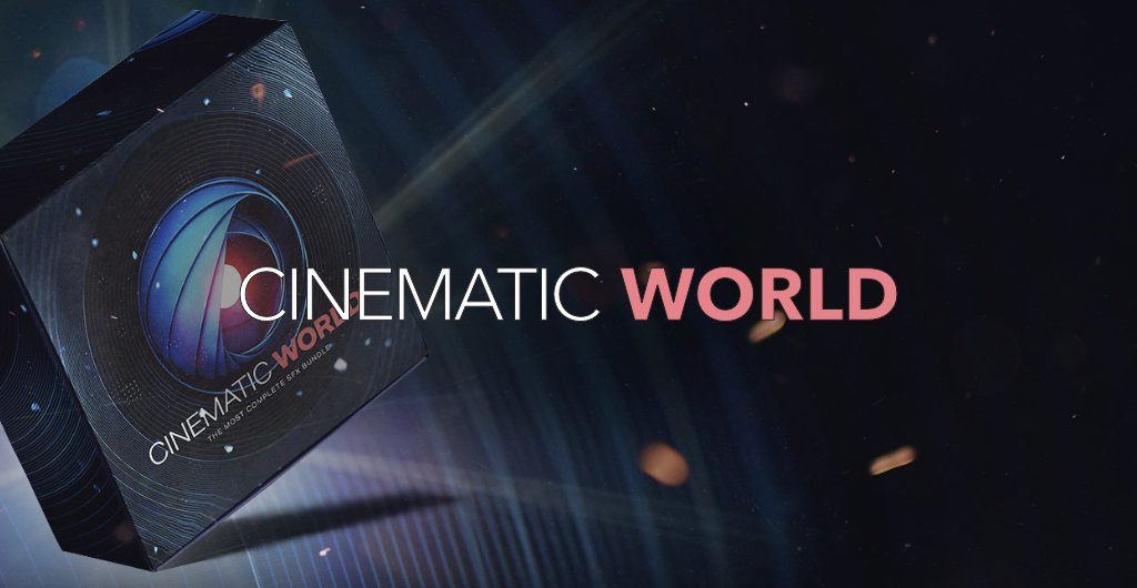 RT Sonics Cinematic World SFX