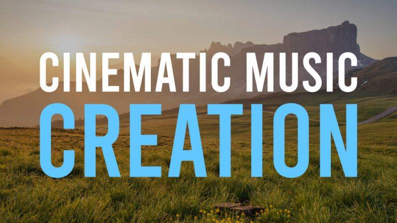 Cinematic Music Creation christopher siu