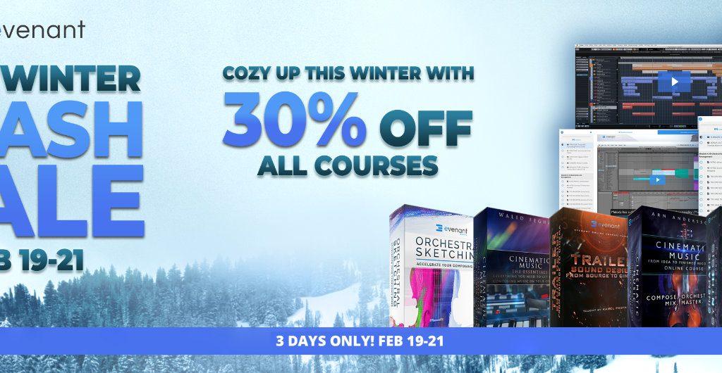 evenant epic winter sale