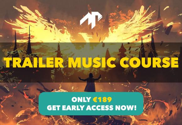 alex pfeffer trailer music course