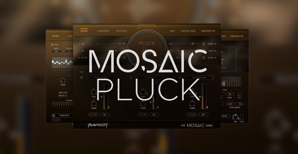 heavyocity mosaic pluck review