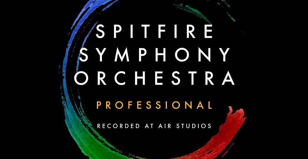 spitfire audio symphony orchestra professional