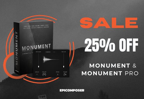 monument sale